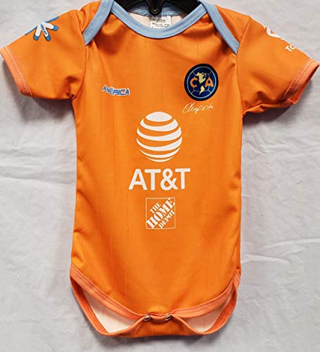 92b5033429d Club Deportivo Aguilas del America Generic Infant Toddler Size M (5-9  Months)