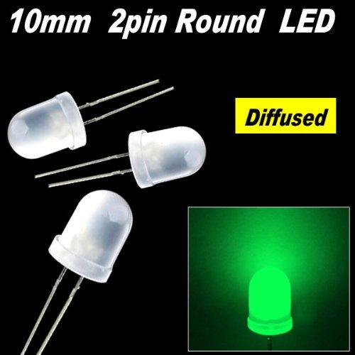 10Mm Diffused Led Lights - 3