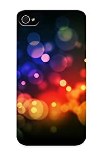 Anettewixom Sanp On Case Cover Protector For Iphone 4/4s (dreamscene Bokeh ) For Christmas Day's Gift