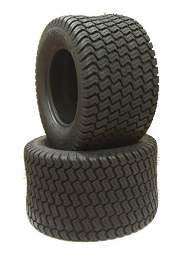 2 New 24x12-12 Lawn Mower Tractor Turf Tires P332 /4PR - 13051