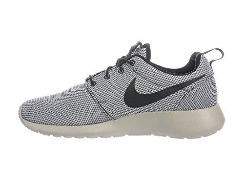 Nike Mens Roshe One Nylon Scarpe Da Corsa Blakc / Platino Puro / Grigio Pallido