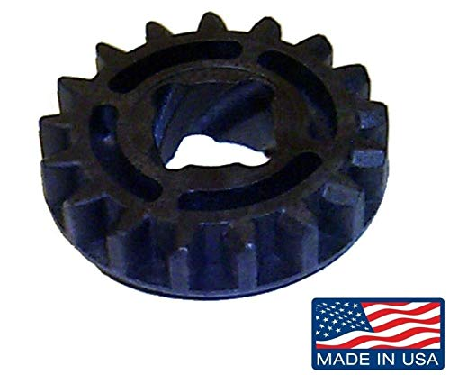 EMP Plastic Rewind Starter Gear for Johnson Evinrude 9.9 15 Hp 1974-1992 Replaces 318940 18-1505 Read Item Description for Applications