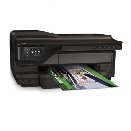 HP Officejet 7610 - Impresora de tinta (b/n 33 ppm, color 29 ppm)