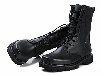 Botas altas de explosión a prueba de presión con punta de acero botas de seguridad del