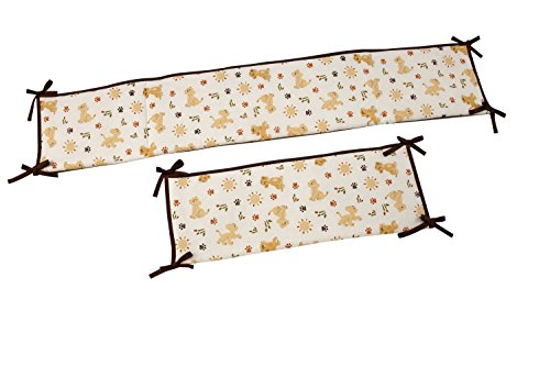 Disney - Lion King Wild about You! - Traditional Padded Bumper