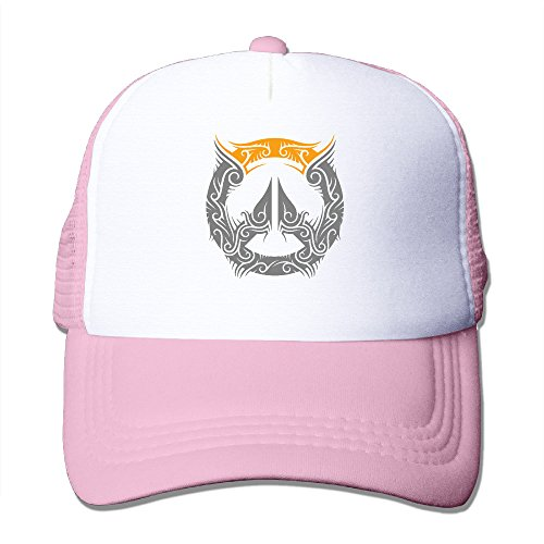 Texhood Over Creative Watch Logo Geek Baseball Cap One Size Pink