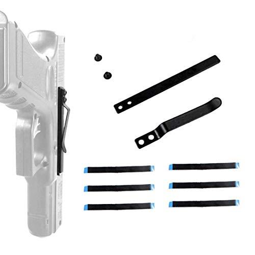 Gun Belt Clip - 3