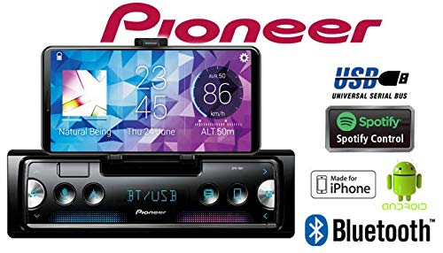 PIONEER Bluetooth//USB Auto Radioset für BMW 3er E46-1998-2007
