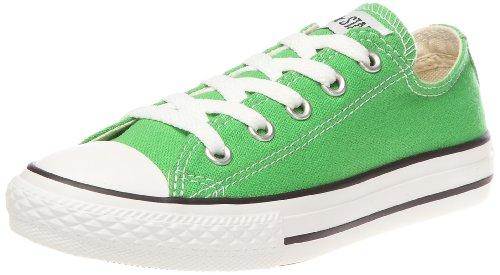 Converse Chuck Enfant Vert Mixte Petant Taylor Baskets vert pOqCwpr