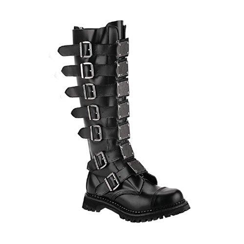 Demonia Reaper-30 - gothique punk ranger bottes Boots chaussures unisex 36-48, US-Herren:EU-46 (US-M13)