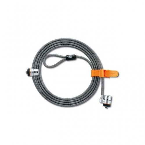 (Kensington MicroSaver K64025 Keyed Twin Notebook Cable Lock)
