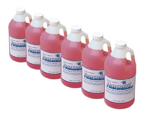 UPC 090939014216, Gold Medal Ready to Use Frusheez Slush Mix Half Gallon, Cherry, 6 Pound (Pack of 6)