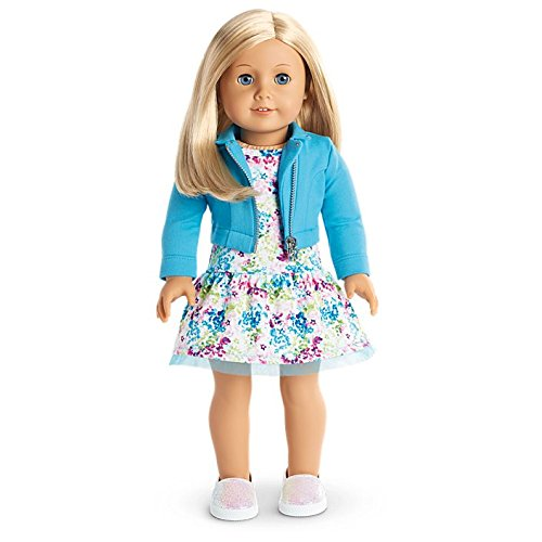 American Girl - 2017 Truly Me Doll: Light Skin, Light Blond Hair, Blue Eyes ()