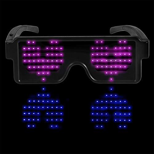 Led Light Up Eyeglasses in US - 4