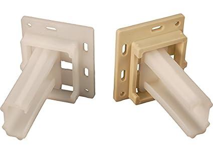 Magnificent Rv Designer H306 Drawer Slide Socket Set Small C Shape 2 Per Pack Cabinet Hardware Download Free Architecture Designs Embacsunscenecom