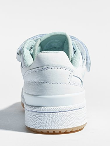 Originals 000 Low ftwbla vervap Blanc Femme Baskets Forum Adidas gum3 741wxzdq7