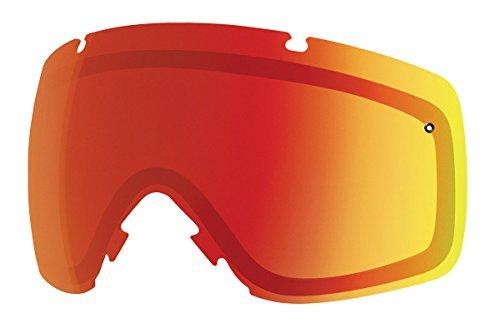 Smith Optics IO Men's Replacement Lens Eyewear Accessories - ChromaPop Everyday Red - Smiths Eyewear