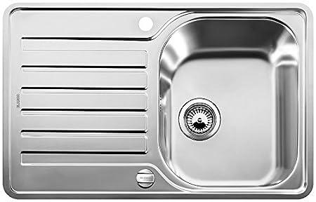 Blanco Lantos 6 S-IF Kitchen Sink Stainless Steel Kitchen Sink ...