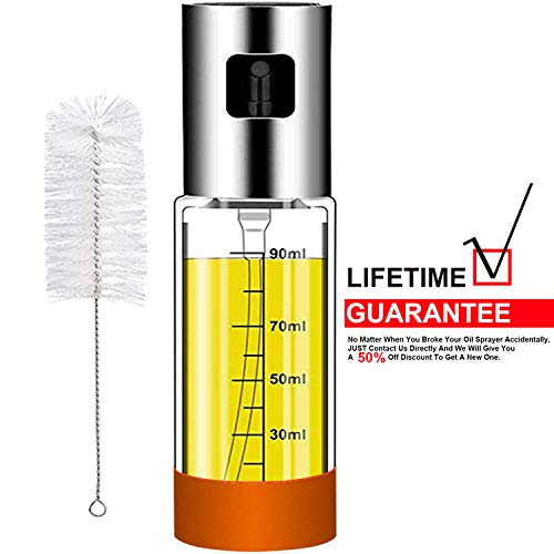 Olive Oil Sprayer Misters Bottle : 3.4