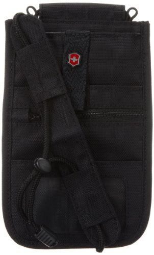 Victorinox  Boarding Pouch,Black,One Size