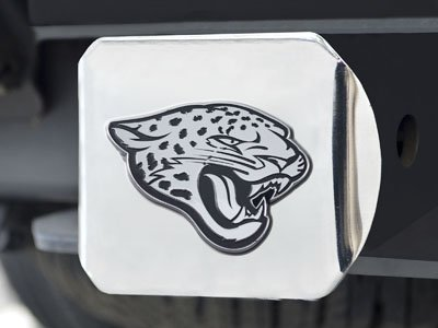 Fanmats 21542 Hitch Cover (Jacksonville Jaguars), 1 Pack by Fanmats
