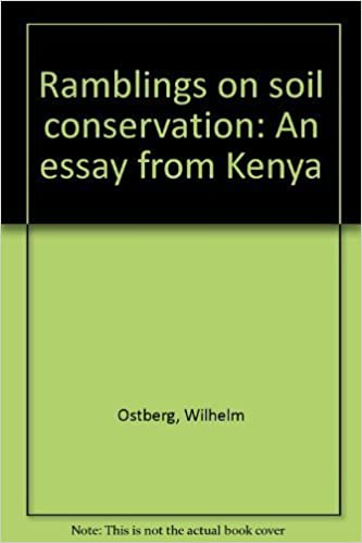The Benefits Of Learning English Essay Ramblings On Soil Conservation An Essay From Kenya Wilhelm Ostberg   Amazoncom Books Example Thesis Statement Essay also Thesis Statement For Descriptive Essay Ramblings On Soil Conservation An Essay From Kenya Wilhelm Ostberg  Example Of An English Essay