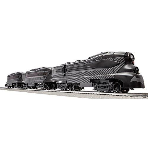 Lionel DC Comics Batman Phantom Train Set - O-Gauge