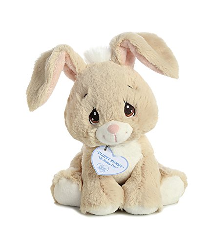 Aurora World Precious Moments Stuffed Animal, Tan ()