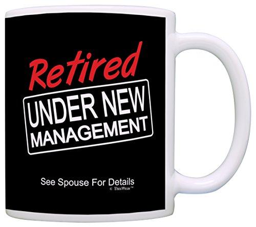Retirement Under Management Retired Coffee