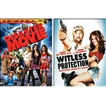 DISASTER MOVIE/WITLESS PROTECTION/SHR