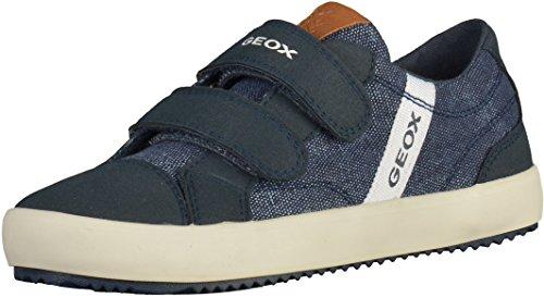 Zapatillas para ni�o, color Azul , marca GEOX, modelo Zapatillas Para Ni�o GEOX J ALONISSO BOY Azul