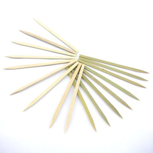 7-inch Flat Bamboo Skewers