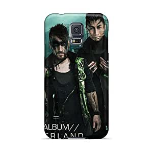 Samsung Galaxy S5 OsT20193JgIW Provide Private Custom Stylish Foo Fighters Pattern Shock-Absorbing Cell-phone Hard Cover -VIVIENRowland