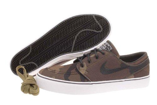 Nike Zoom Stefan Janoski, Scarpe da skateboard Uomo brown 203
