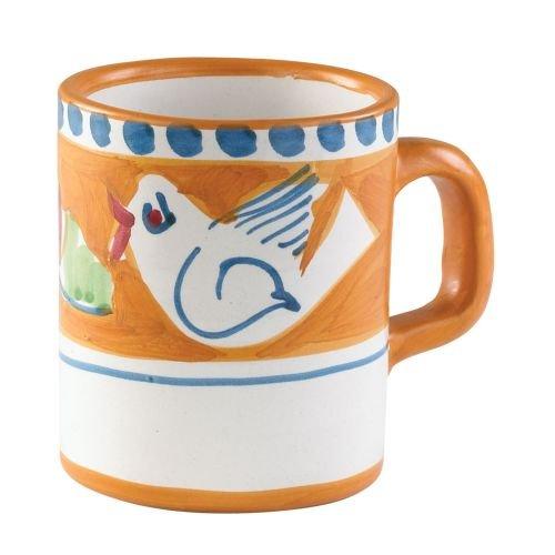 Vietri Uccello Mug - Campagna Collection