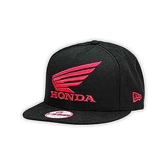 28fb0083000 Troy Lee Designs 2016 Ride Red Honda Wing New Era Snapback Hat Black   Amazon.co.uk  Clothing