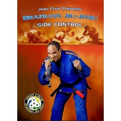 Side Control Instructional DVD - Brazilian Jiu-Jitsu