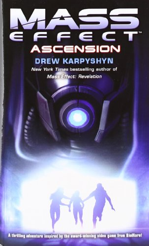 Mass Effect: Ascension (Mass Effect (Paperback))