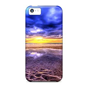 High Grade DonnaLConner Flexible Tpu Case For Iphone 5c - Beyond Expectation