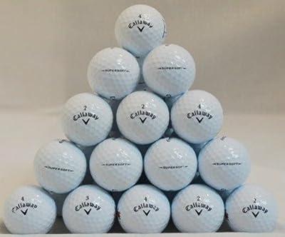 100 Callaway Supersoft 4A Golf Balls
