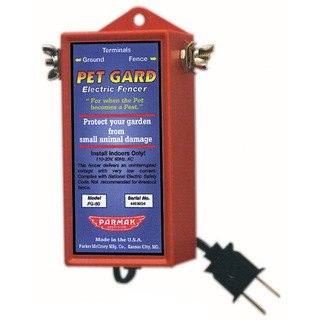 Parmak Precision PG50 100 to 120-Volt Pet Gard Electric Fencer