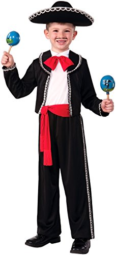 Forum Novelties Mariachi Costume, Small ()
