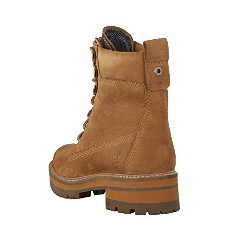 Stivale Lace-up Boot Ruggine Nabuk Ca1kig, Stivali