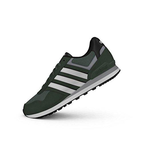 adidas 10K - Zapatillas deportivas unisex verde oliva