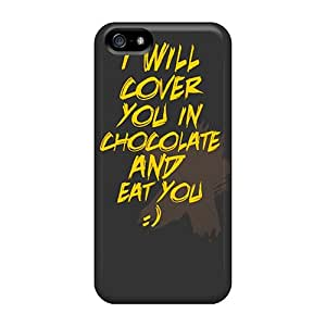 Cute Appearance Covers/ycI40847UDXs Cover In Chocolate Cases For Iphone 5/5s