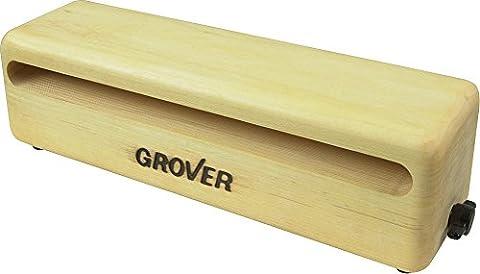 Grover Pro Rock Maple Wood Block 7 in. - Adjustment Block