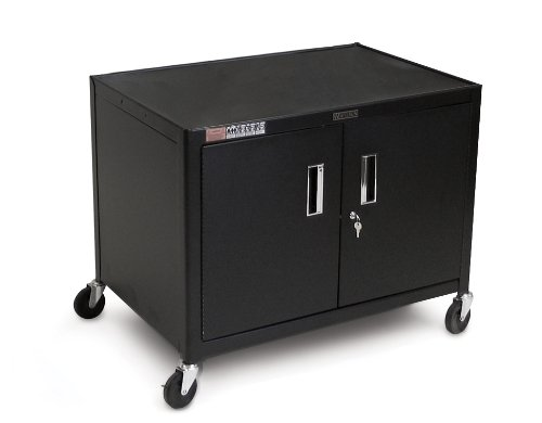 LUXOR-MC29E-Mobile-Metal-Cabinet-Carts