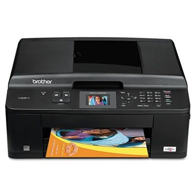 Price comparison product image NEW BROTHER MFCJ425W COLOR - FAX / COPY / PRINT / SCAN / WIFI (Office Supplies)