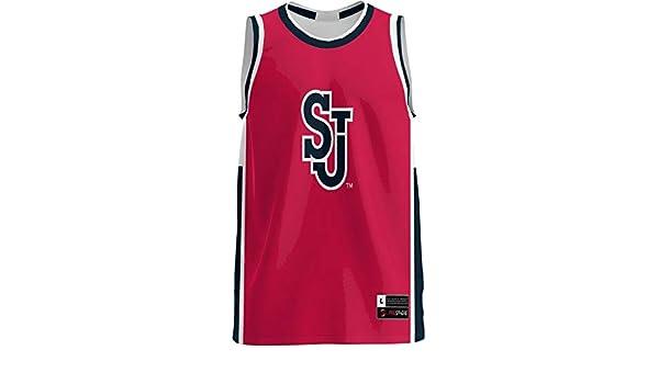 b61cf9dd5f3 Amazon.com: ProSphere St. Johns University Boys' Replica Basketball Jersey  - Modern: Clothing