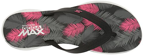 GOGA Bkpk Lagoon Skechers Nero H2 Flop Donna Flip qRWa6g